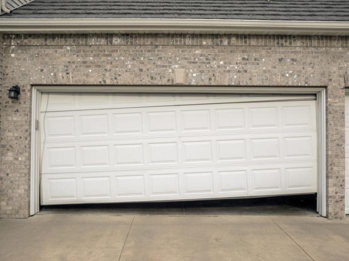 Santa Rosa Garage entryway fix